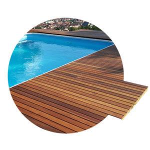 WPC a drevené terasy, obklady